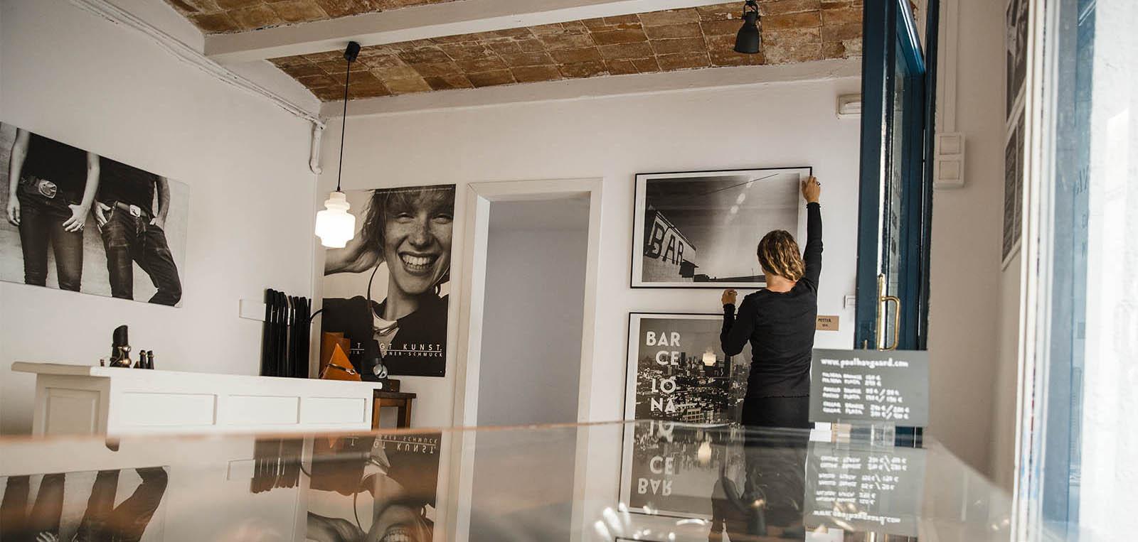 Tienda en Sitges que vende Poul Havgaard Jewelry