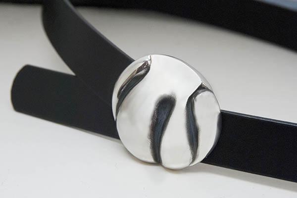 Hebillas de cinturón en plata esterlina de Poul Havgaard